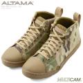 ☆まとめ割☆【即日出荷対応】ALTAMA アルタマ MARITIME ASSAULT タクティカルスニーカー MID - MultiCam