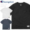 ☆ただいま15%割引中☆【ネコポス便対応】Champion チャンピオン AO250 SOFT WASH S/S ポケットTシャツ 半袖