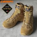 【即日出荷対応】CRISPI クリスピー ARES 6.0 GTX ブーツ GORE-TEX TAN【キャンペーン対象外】