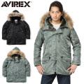 AVIREX アビレックス 6152195 N-3B CLASSIC フライトジャケット アヴィレックス【Sx】
