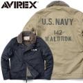 AVIREX アビレックス 6172135 STENCIL N-1 デッキジャケット