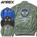 AVIREX アビレックス 6102136 LIGHT MA-1 フライトジャケット B-2 SPIRIT【キャンペーン対象外】