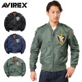 AVIREX アビレックス 6162163 L-2 PATCHED FLYING TIGERS フライトジャケット