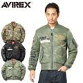 AVIREX アビレックス 6162145 MA-1 U.S.S. BOMBER ジャケット