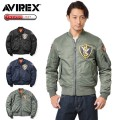 AVIREX アビレックス 6162172 MA-1 PATCHED FLYING TIGERS フライトジャケット アヴィレックス