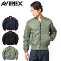 AVIREX  MA-1 CM MIL-J-8279E フライトジャケット【6132077】