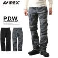 AVIREX アビレックス P.D.W. 6656019 MODIFIEED 2ND カーゴパンツ