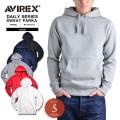 AVIREX アビレックス デイリーウェア 6153511 スウェットパーカ アヴィレックス【Sx】