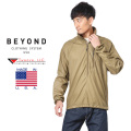 BEYOND CLOTHING  ビヨンド クロージング A4 WIND SHIRTS ウィンド シャツ【44078】