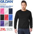 GILDAN ギルダン 88000 Heavy Blend 8.0oz アダルト クルーネック スウェットシャツ Japan Fit【Sx】