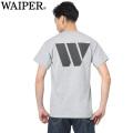【即日出荷対応】【ネコポス便対応】WAIPER.inc 1920005 W BROKEN PYRAMID リフレクタープリントTシャツ 半袖