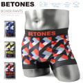 ◎まとめ割引対象◎BETONES ビトーンズ ボクサーパンツ FESTIVAL6 FE006【Sx】