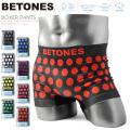 ◎まとめ割引対象◎BETONES ビトーンズ ボクサーパンツ BUBBLE5 TA005【Sx】