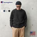 Champion チャンピオン C5-P401 T1011 長袖 ポケットTシャツ MADE IN USA【キャンペーン対象外】【T】
