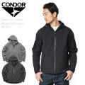 【キャンペーン対象外】CONDOR コンドル 101095 PRIME ソフトシェルジャケット