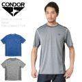 【キャンペーン対象外】【ネコポス便対応】CONDOR コンドル 101102 SURGE PERFORMANCE TOP Tシャツ