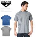 【キャンペーン対象外】【ネコポス便対応】CONDOR コンドル 101103 BLITZ PERFORMANCE TOP Tシャツ