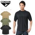 【キャンペーン対象外】【ネコポス便対応】CONDOR コンドル 101117 TRIDENT BATTLE TOP Tシャツ