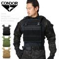 ★キャンペーン対象外★CONDOR コンドル 201079 VAS(Vanquish Armor System)プレートキャリア