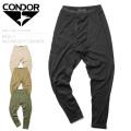 【キャンペーン対象外】CONDOR コンドル 604 BASE II グリッドフリース ミッドウェイトドロワー