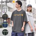 ★今ならカートで15%OFF割引★Carhartt カーハート CRHTT-K195 ビッグシルエット S/S ロゴTシャツ