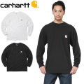Carhartt カーハート CRHTT-K126 L/S WORKWEAR ポケットTシャツ