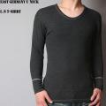 ☆ただいま20%割引中☆新品 東ドイツ軍UネックロングTシャツ ブラック