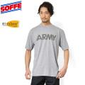 ☆まとめ割☆【ネコポス便対応】SOFFE ソフィー 米軍仕様 D0000011 ショートスリーブ ARMY Tシャツ