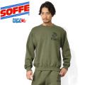 SOFFE ソフィー D0024218 U.S.M.C. MARINE CORPS トレーニングスウェットシャツ