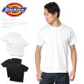 Dickies ディッキーズ GA-18515200 クルーネック パックTシャツ 2PIECE
