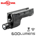 SUREFIRE シュアファイア DSF-870 Ultra-High Two-Output-Mode LEDウェポンライト / 600ルーメン for Remington 870【キャンペーン対象外】