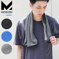 MISSION ミッション MI2001 DUO MAX クーリングタオル【Sx】