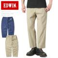 ☆今なら20%割引中☆EDWIN エドウィン K2047 BOX LOGO WORK PANTS(ボックスロゴ ワークパンツ)