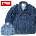EDWIN エドウィン ET1066 THE BOX LOGO デニムジャケット ジージャン