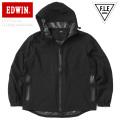 EDWIN エドウィン ET1071 F.L.E(フリー)STRETCH フーデッドパーカ