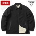 EDWIN エドウィン ET1073 F.L.E(フリー)STRETCH BOA コーチジャケット