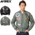 AVIREX アビレックス 6152164 TOP GUN MA-1フライトジャケット