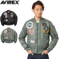 AVIREX アビレックス 6152164 TOP GUN MA-1フライトジャケット アヴィレックス【キャンペーン対象外】