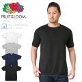 FRUIT OF THE LOOM フルーツオブザルーム 922-003 S/S クルーネック リブTシャツ