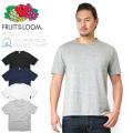 FRUIT OF THE LOOM フルーツオブザルーム 922-005 S/S クルーネック ポケットTシャツ
