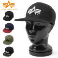 ☆まとめ割☆ALPHA アルファ ロゴ ベースボールキャップ【GA14919300】 帽子