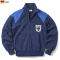 実物 西ドイツ軍 ジム ジャケット NAVY USED ミリタリーファッション 軍服【Sx】
