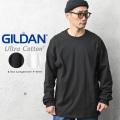★今ならカートで18%OFF割引★【メーカー取次】GILDAN ギルダン 2400 Ultra Cotton 6.0oz 長袖 クルーネックTシャツ American Fit【Sx】