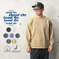 【即日出荷対応】Good On グッドオン GOLT-2007 HEAVY JERSEY L/S フットボールTシャツ 日本製【Sx】【T】