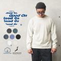 【即日出荷対応】Good On グッドオン GOLS-802 L/S クルーネックTシャツ 日本製【Sx】【T】