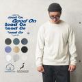 ★カートで18%OFF対象品★【即日出荷対応】Good On グッドオン GOLS-802 L/S クルーネックTシャツ 日本製【Sx】【T】