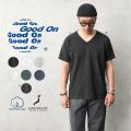 【即日出荷対応】Good On グッドオン GOST-1001 S/S VネックTシャツ 日本製【T】【Sx】