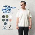 【即日出荷対応】Good On グッドオン GOST-1102 S/S ヘンリーネックTシャツ 日本製【T】【Sx】
