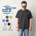 【即日出荷対応】Good On グッドオン GOST-2109 S/S ヘビー クルーネックTシャツ 日本製【T】【Sx】