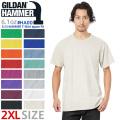★今ならカートで15%OFF割引★【メーカー取次】 【ネコポス便対応】【2XLサイズ】GILDAN ギルダン HA00 6.1oz S/S HAMMER(ハンマー)Tシャツ Japan Fit【Sx】